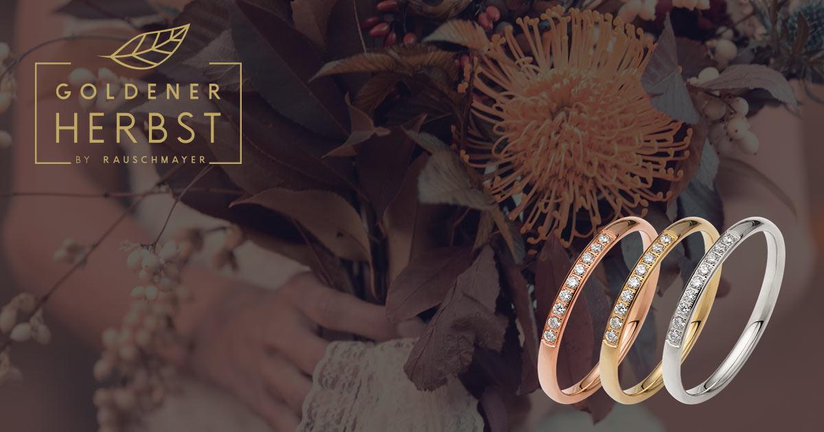 Die Aktion Goldener Herbst by Rauschmayer findet in diesem Jahr von 1. bis 31. Oktober zum zweiten Mal statt.