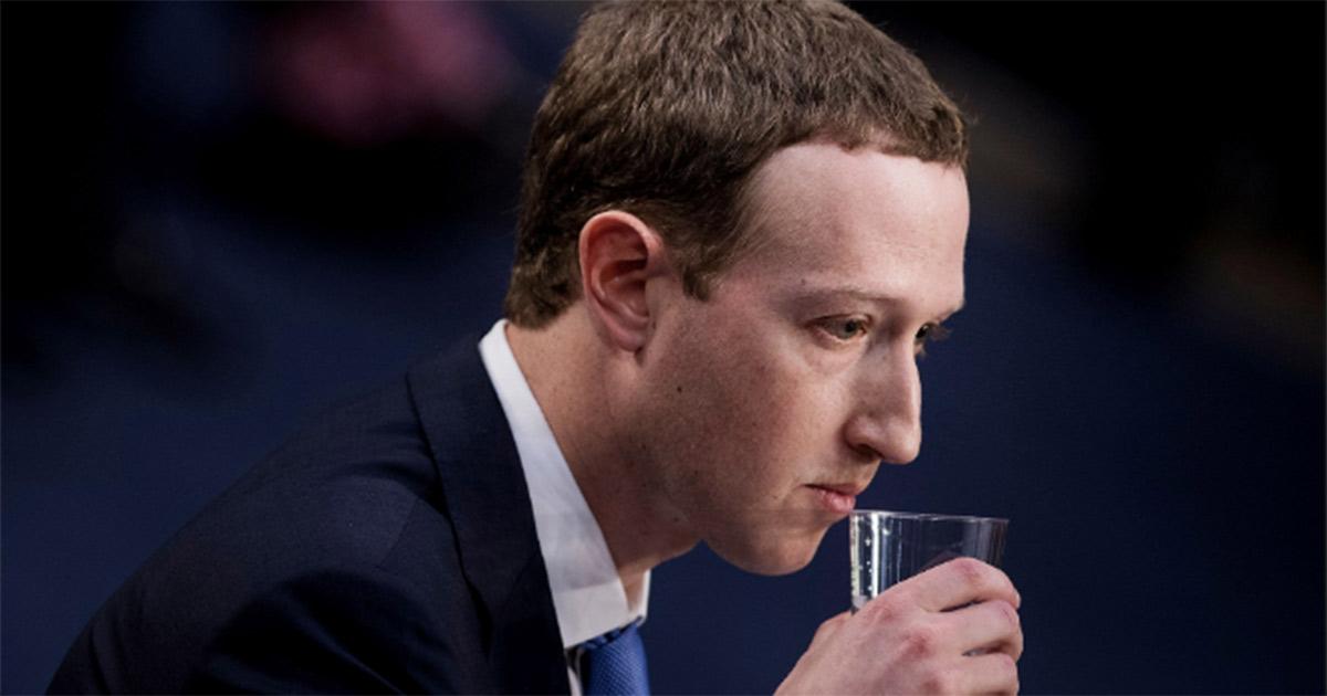 Unter Dauer-Druck: Facebook-Gründer Mark Zuckerberg.