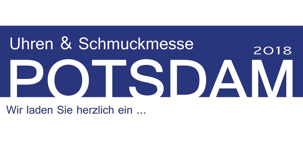 Die Uhren- und Schmuckmesse Potsdam 2018 findet am 27. und 28. Oktober statt.