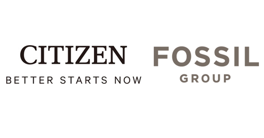 Citizen und Fossil werden künftig Smartwatches und Connected Watches herstellen.
