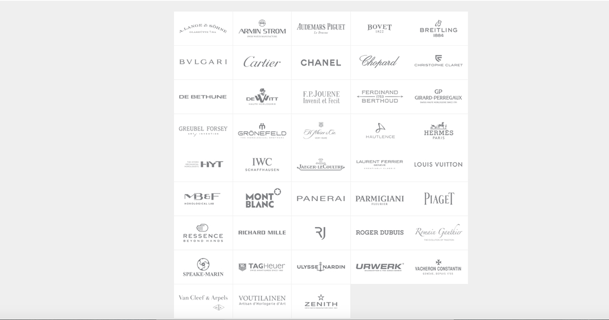 Breitling ist neu Partnermarke der Fondation de la Haute Horlogerie (FHH).