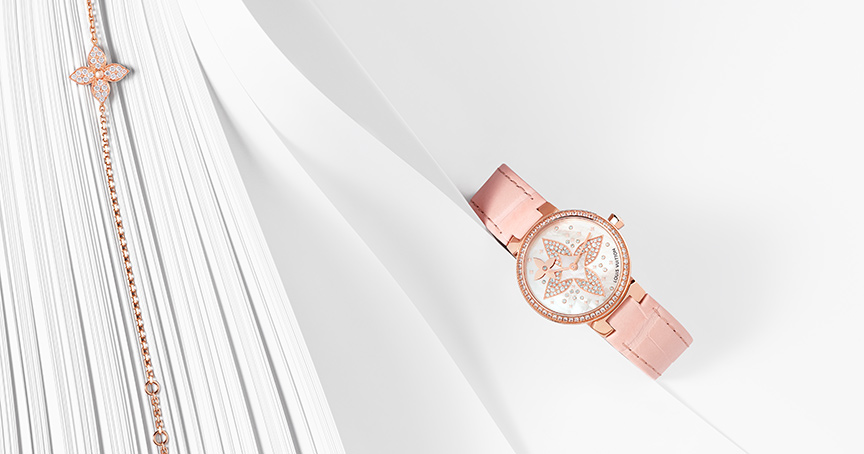 Louis Vuitton hat eine neue Chefin für Uhren und Schmuck. Catherine Lacaze kommt von Tiffany.
