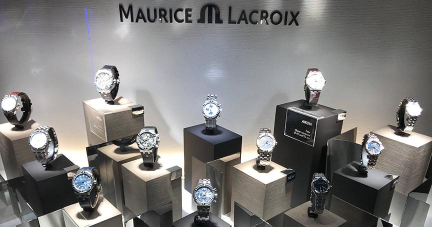 Abschied von der Baselworld: Maurice Lacroix wird nächstes Jahr nicht mehr in Basel, sondern auf der Parallelmesse des SIHH ausstellen.