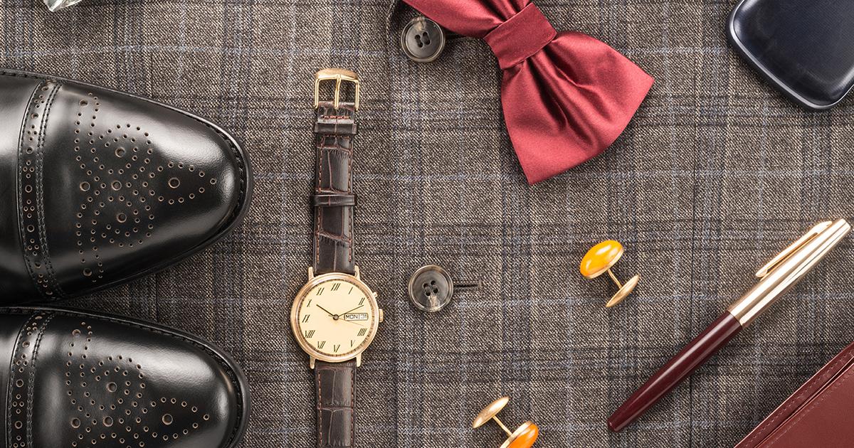 Junge Menschen interessieren sich für Luxusgüter wie Uhren und Schmuck.