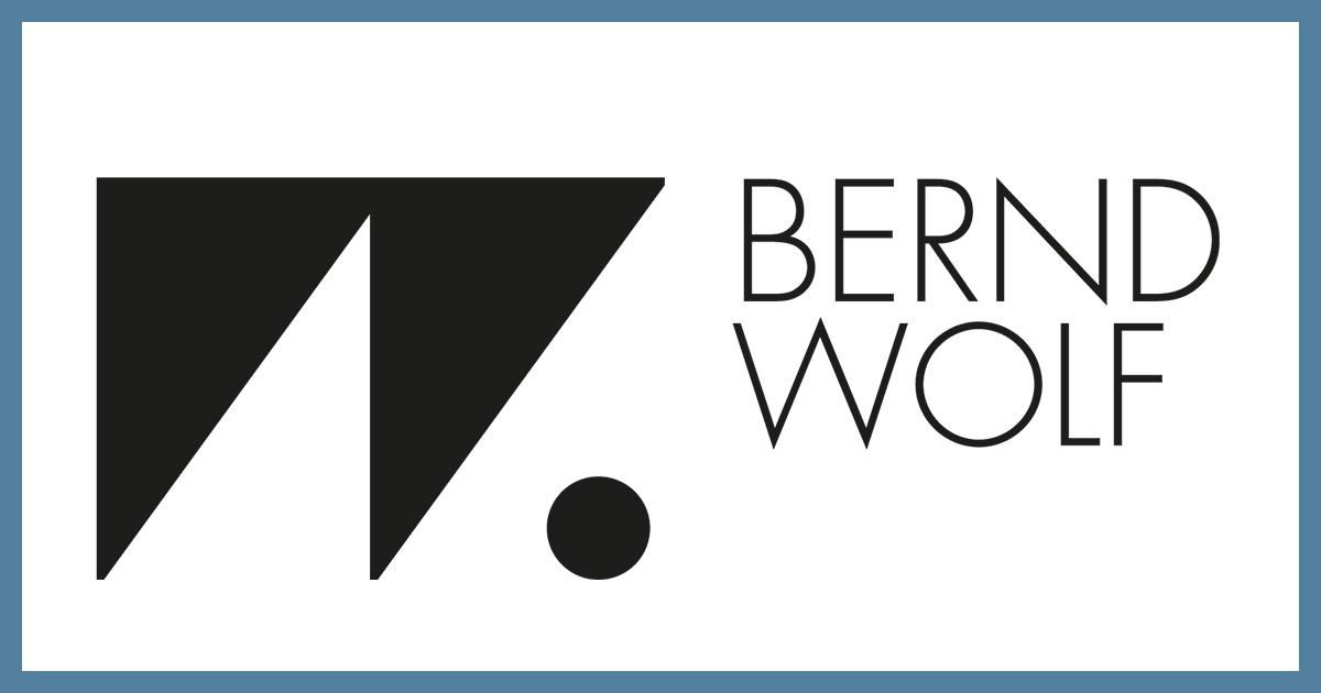 Bernd Wolf sucht freie/n Außendienstmitarbeiter/in
