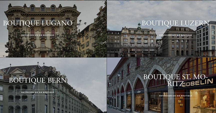 In Bern ist Schluss: Juwelier Gübelin gibt den Standort auf.