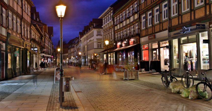 Der Frequenzrückgang macht dem Einzelhandel in den Citys weiter schwer zu schaffen.