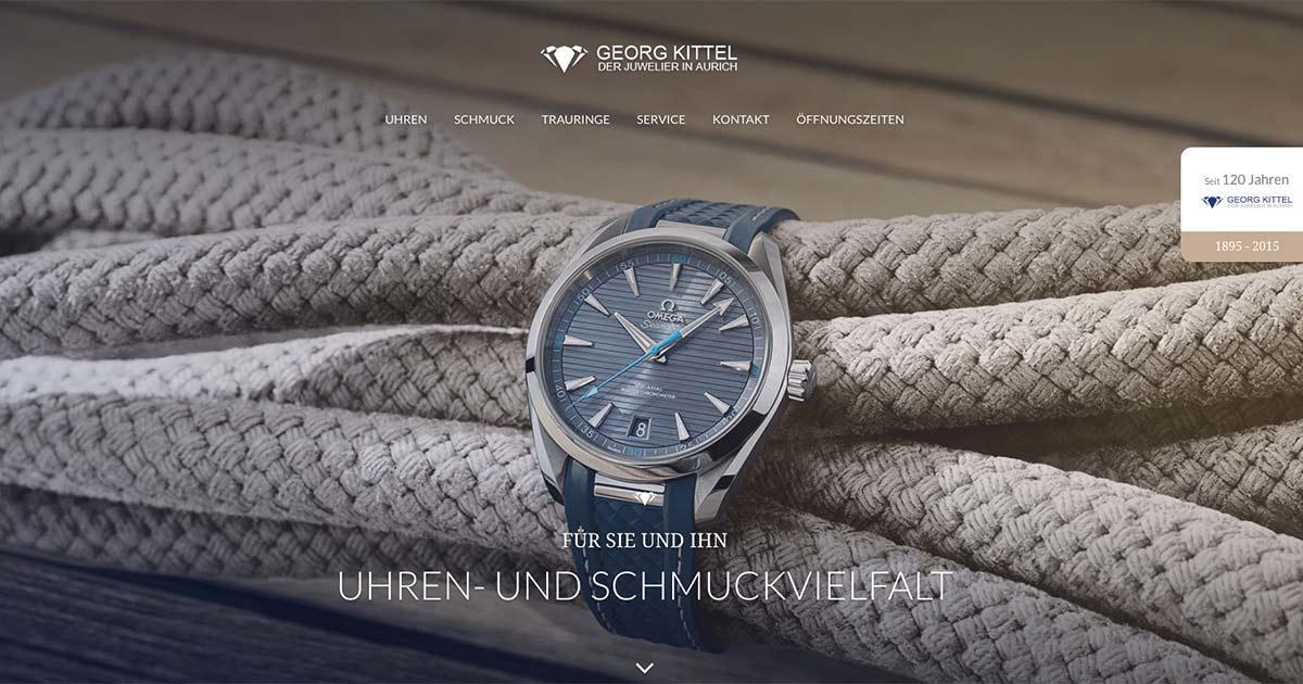 Juwelier Kittel gibt den Geschäftsbetrieb in der zweiten Jahreshälfte 2019 auf.