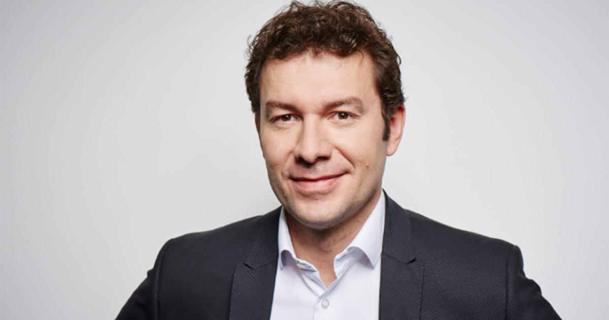 Chrono24-CEO Tim Stracke.