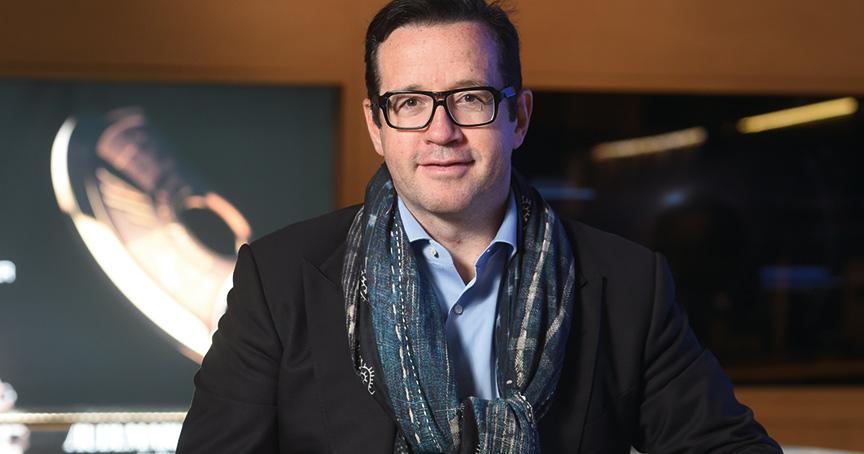 Zukunft ohne Juwelier: AP-Chef François-Henry Bennahmias erklärt, warum er keine Multibrand-Geschäfte will.