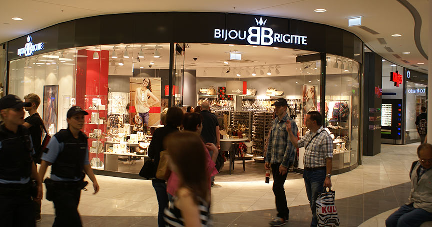 Bijou Brigitte hat 2018 zehn Filialen geschlossen und 1,5 % weniger Umsatz gemacht als im Vorjahr.