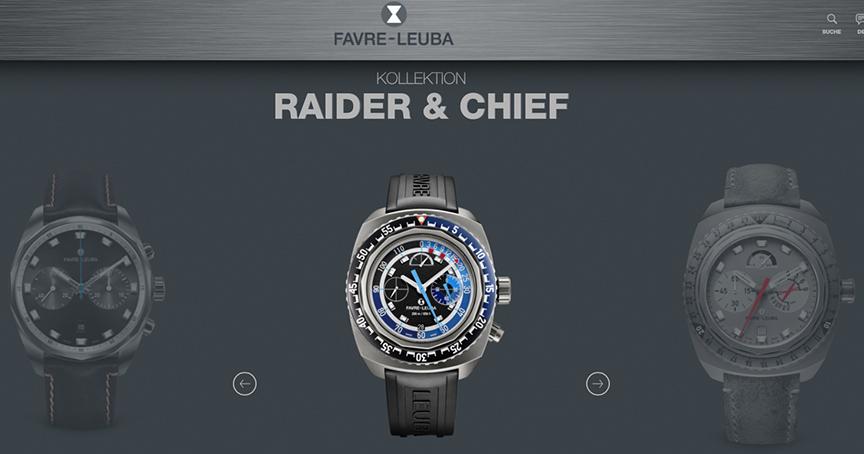 Auch das Management wird indisch: Vijesh Rajan ist neuer CEO der zweitälteste Schweizer Uhrenmarke, Favre-Leuba, und somit Nachfolger von Thomas Morf