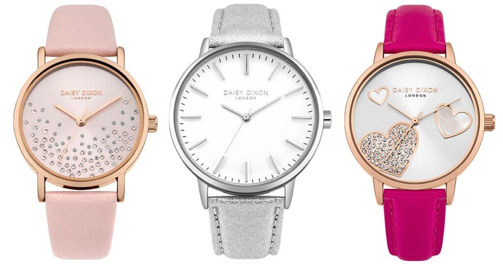 vlnr: Astra (65 Euro), Harper (55 Euro) und Hollie (69 Euro)