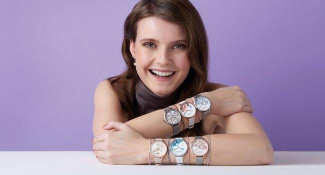 Schmuck und Uhren von Julie Julsen sind ein wahres Dreamteam.