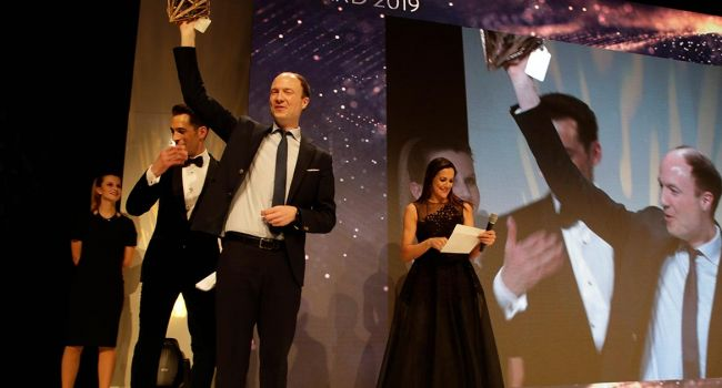 Garmin – Smart & Connected Watch of the Year | Inhorgenta Award 2019