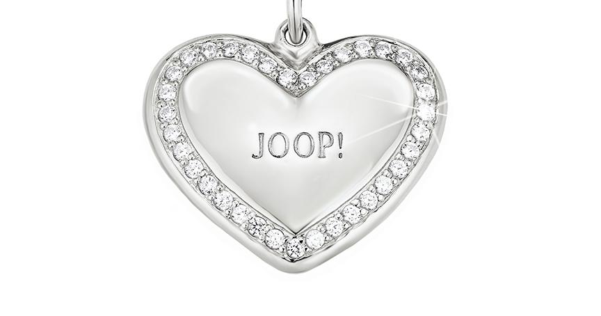 """Herzlicher Empfang: Die Kunden von Juwelier Hennig in Luckau bei Berlin haben ein Herz für die """"neue"""" Marke Joop!"""