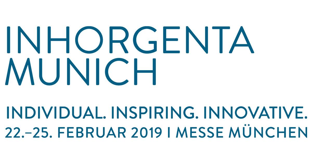Erneutes Ausstellerplus auf der Inhorgenta Munich. Noch bis 25.2. hingehen, Trends entdecken und die Jahresplanung machen!