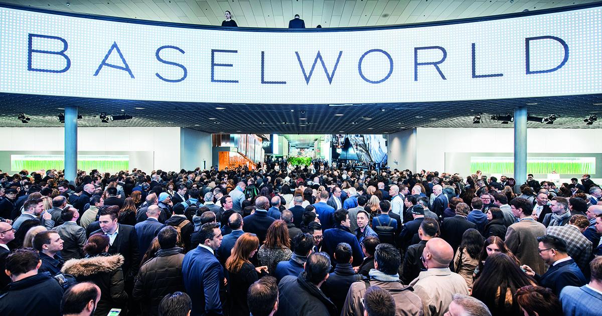 Die Baselworld reißt ein Loch in die Kasse der MCH Group.