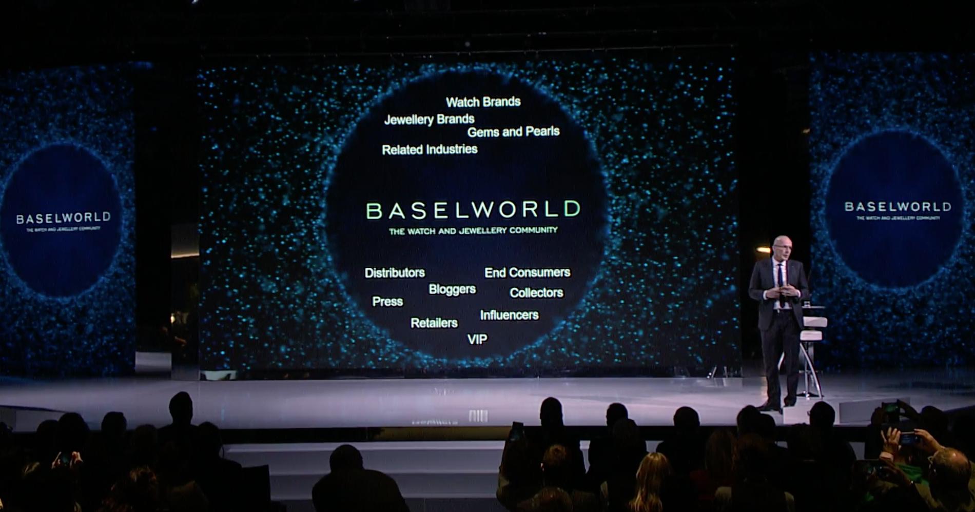 Ab 2020 legt die Baselworld stärkeren Fokus auf die Digitalisierung.