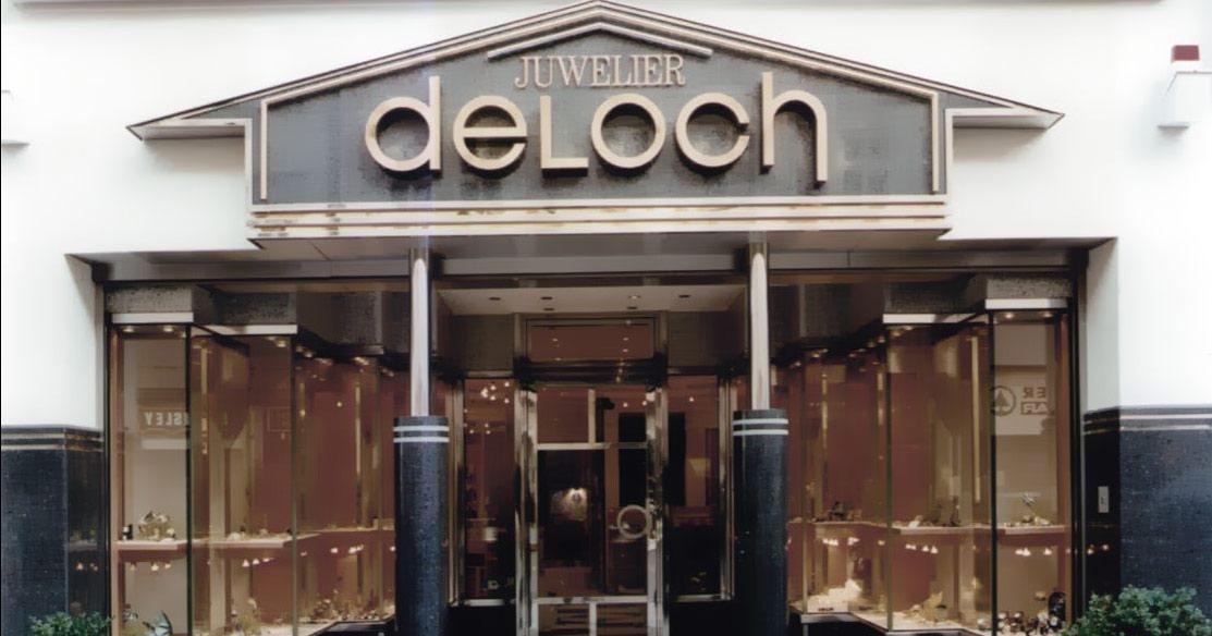 Morgen soll bei Juwelier Deloch der Räumungsverkauf starten.