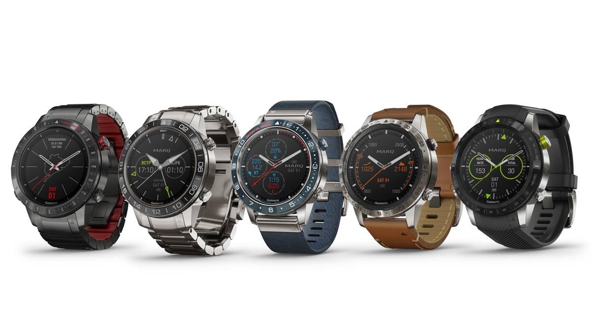 Super-exklusiv: Nur 40 Juweliere in Deutschland dürfen die neue MARQ-Kollektion von Garmin verkaufen. Noch nicht mal der Hersteller selbst verkauft seine Uhren.