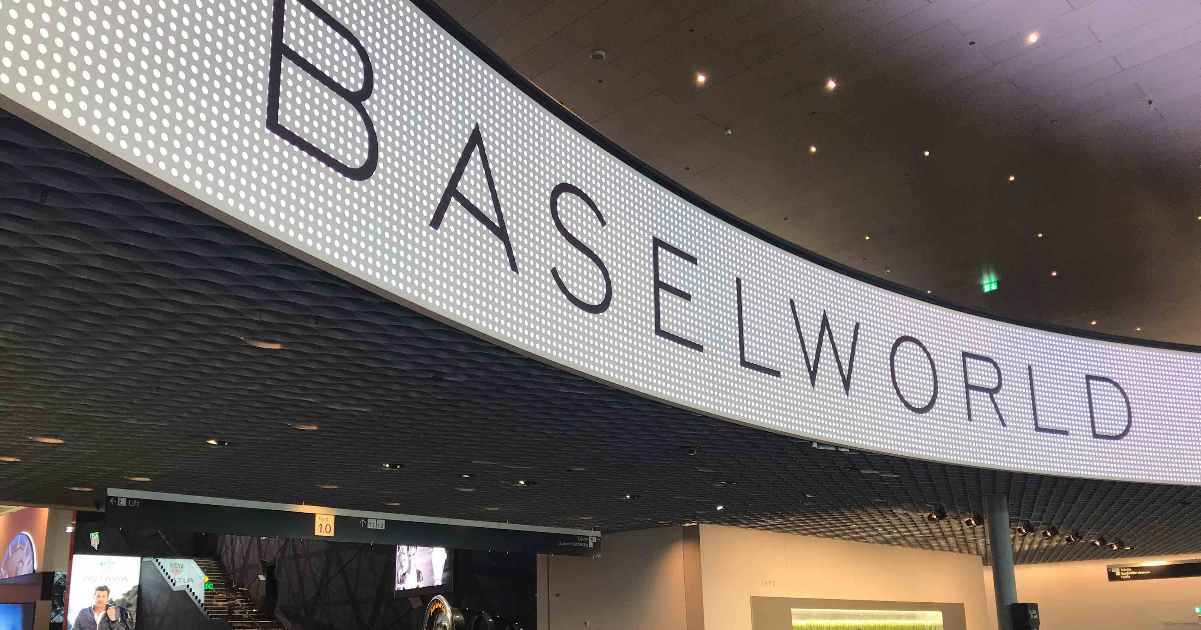 Die Baselworld war für Aussteller, die dabei waren, wohl überaus erfolgreich.