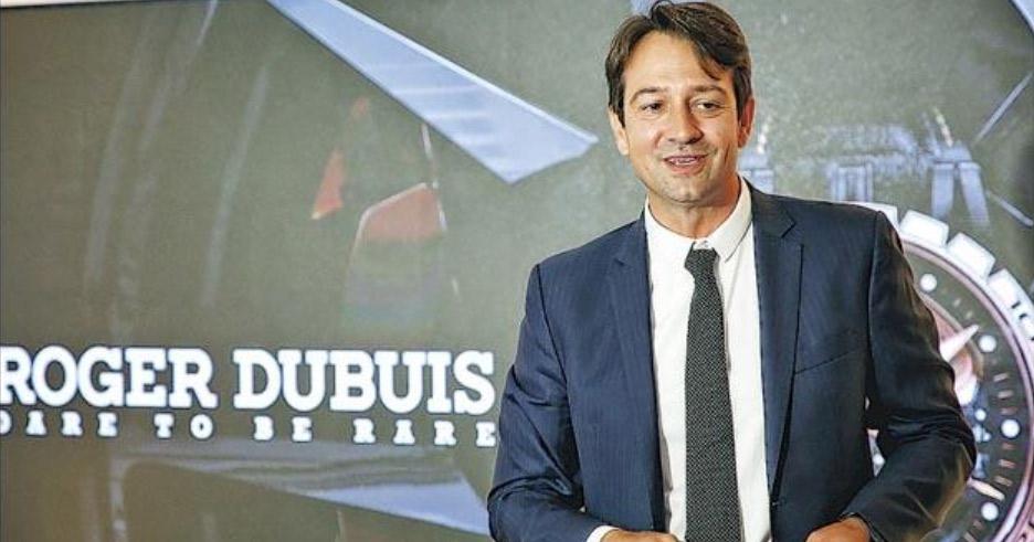 Wechsel von Roger Dubuis zu Baume & Mercier: David Chaumet.