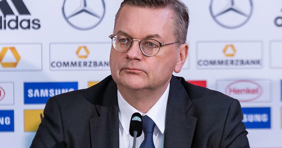 Reinhard Grindel musste seinen Posten als DFB-Boss wegen einer Luxusuhr räumen.