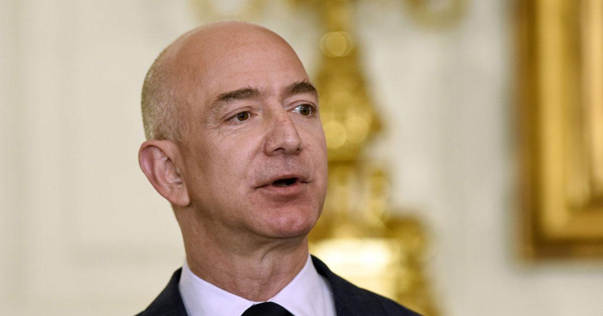 Amazon-Chef Jeff Bezos hat erstmals die Handelsumsätze verraten.