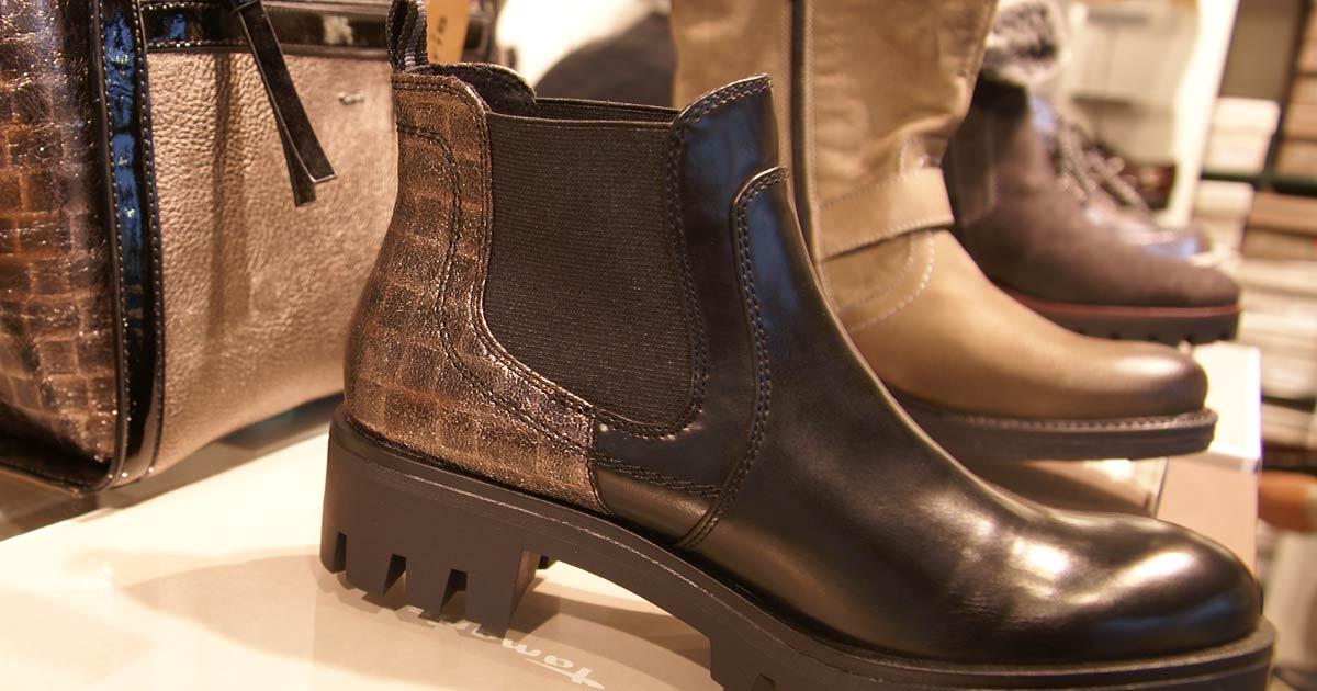 best website c4516 513a2 Schuhhandel halbiert sich - blickpunkt juwelier