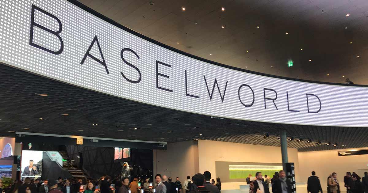 Findet 2021 wieder sehr spät statt: die Baselworld bleibt wohl im April.