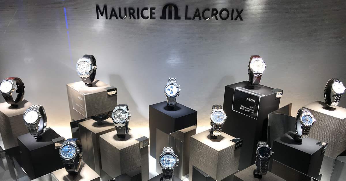 ML kehrt zurück: Nach einem Jahr Abwesenheit wird Maurice Lacroix wieder auf der Baselworld ausstellen.