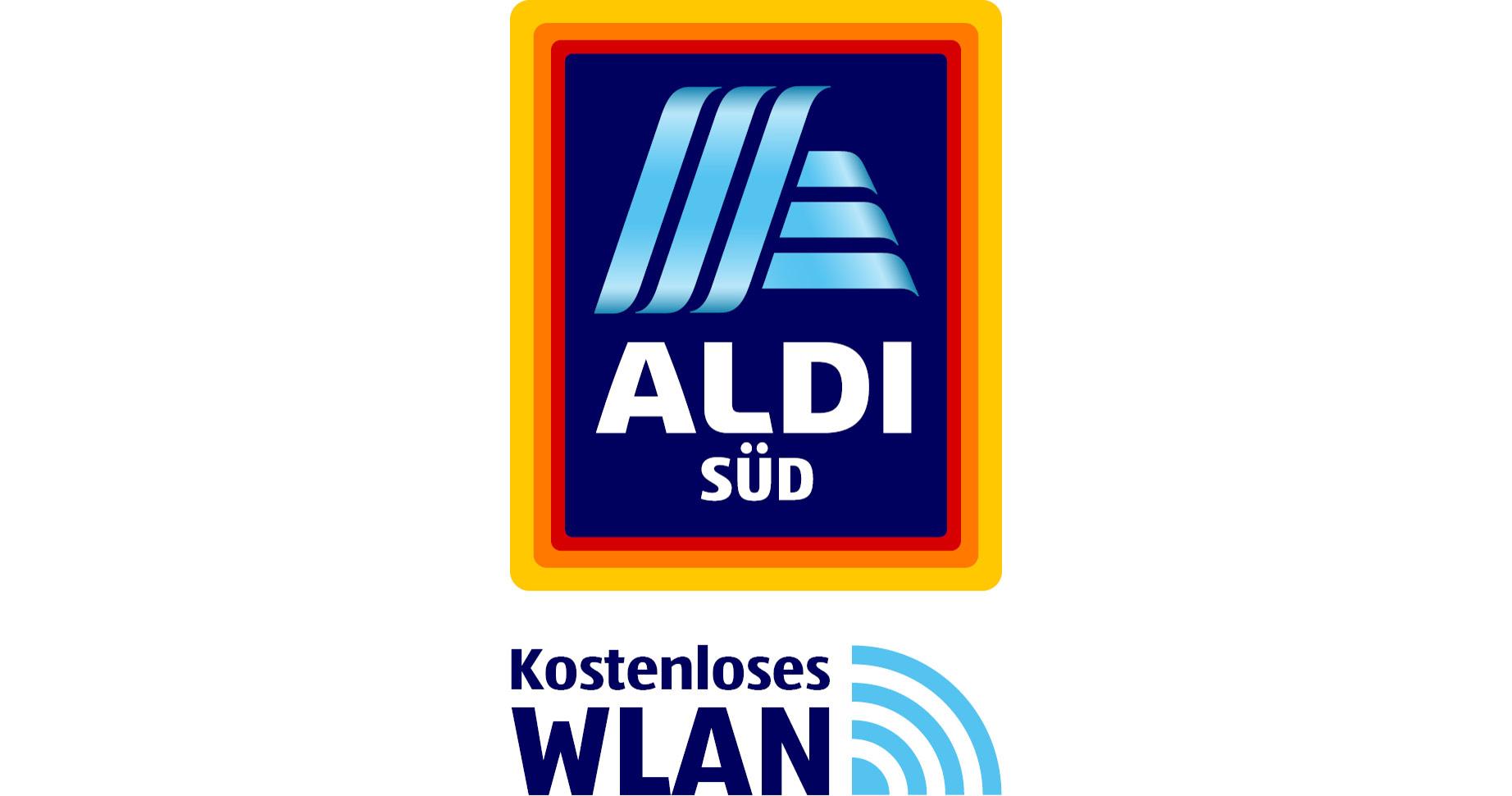 Aldi-Süd bietet seinen Kunden neuerdings Gratis-WLAN.