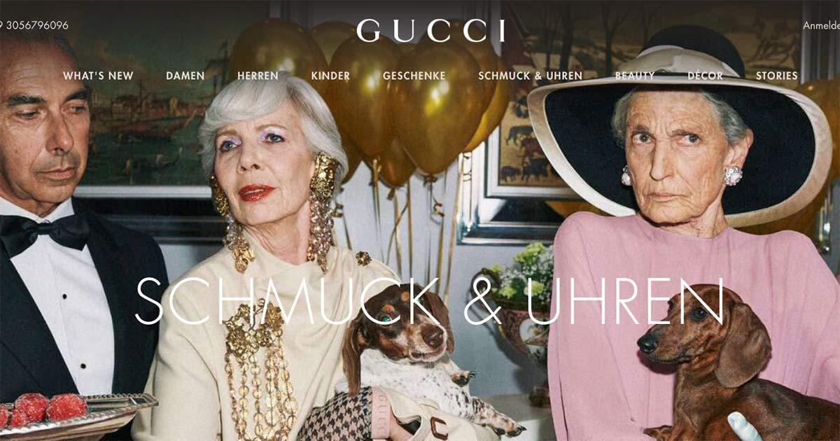 Gucci wird in diesem Jahr nicht in Basel dabei sein.