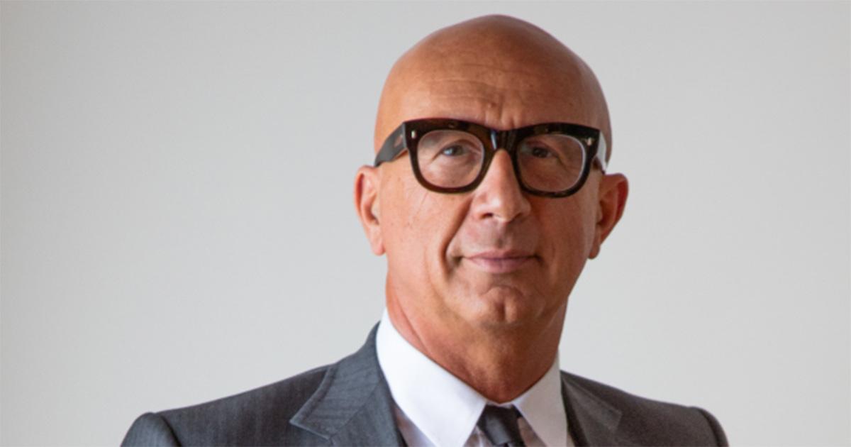 Gucci-CEO Marco Bizzarri engagiert sich für mehr Nachhaltigkeit.