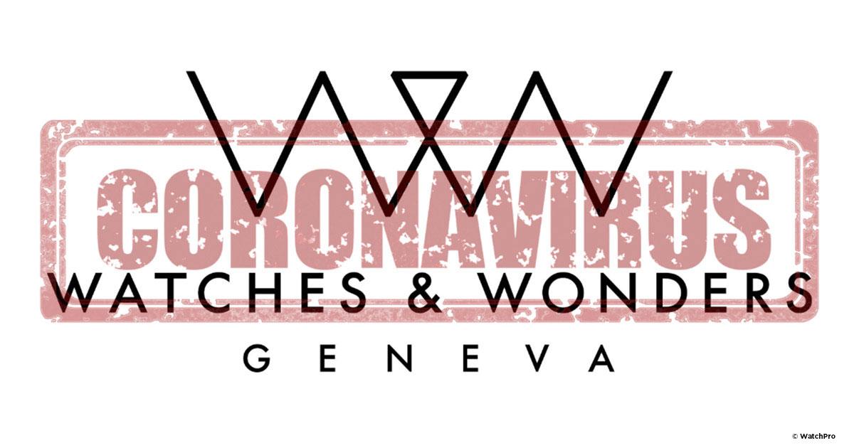 Findet in diesem Jahr nicht statt: Watches & Wonders Geneva.