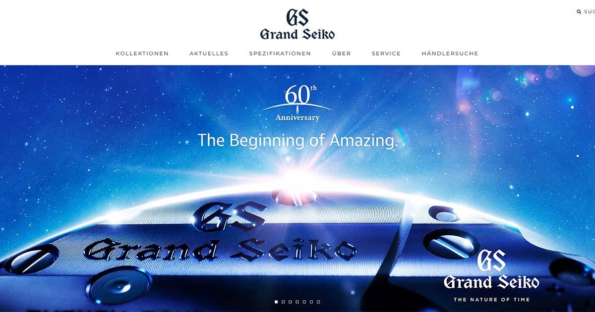 Grand Seiko eröffnet demnächst in Paris eine Monobrand-Boutique.