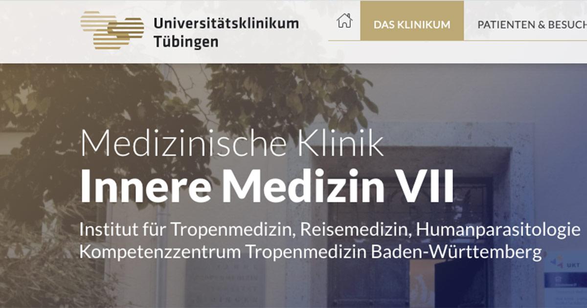 Das Tropeninstitut in Tübingen will jetzt ein Medikament gegen das Virus testen.