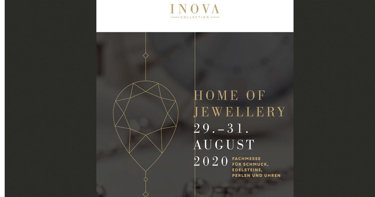 Die Vorbereitungen für die Inova Collection sind in vollem Gange.