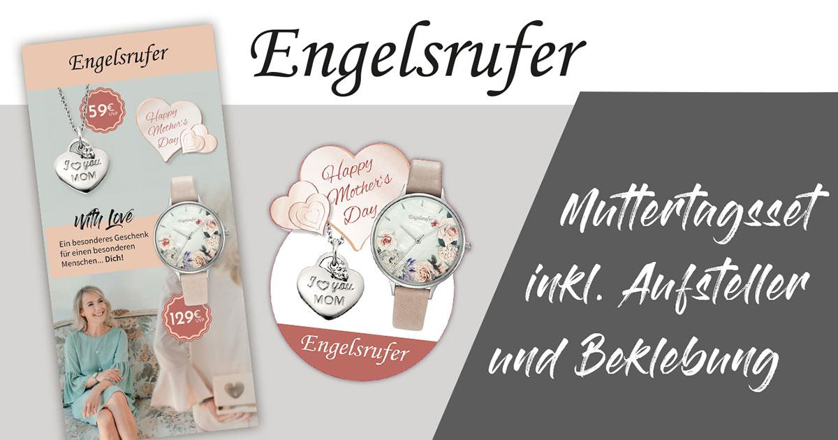 Zum Muttertag hält Engelsrufer dies für seine Juweliere bereit.
