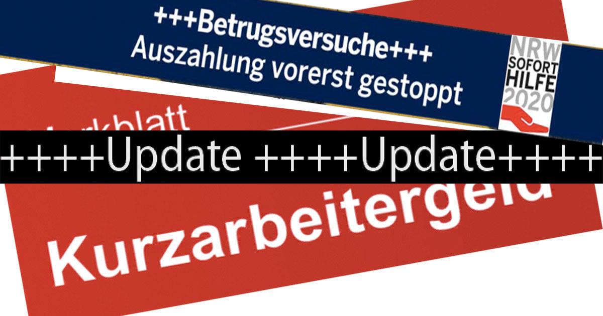 Ungemach: NRW hat die Auszahlung von Soforthilfe gestoppt. Es gibt Betrugsvorwürfe.