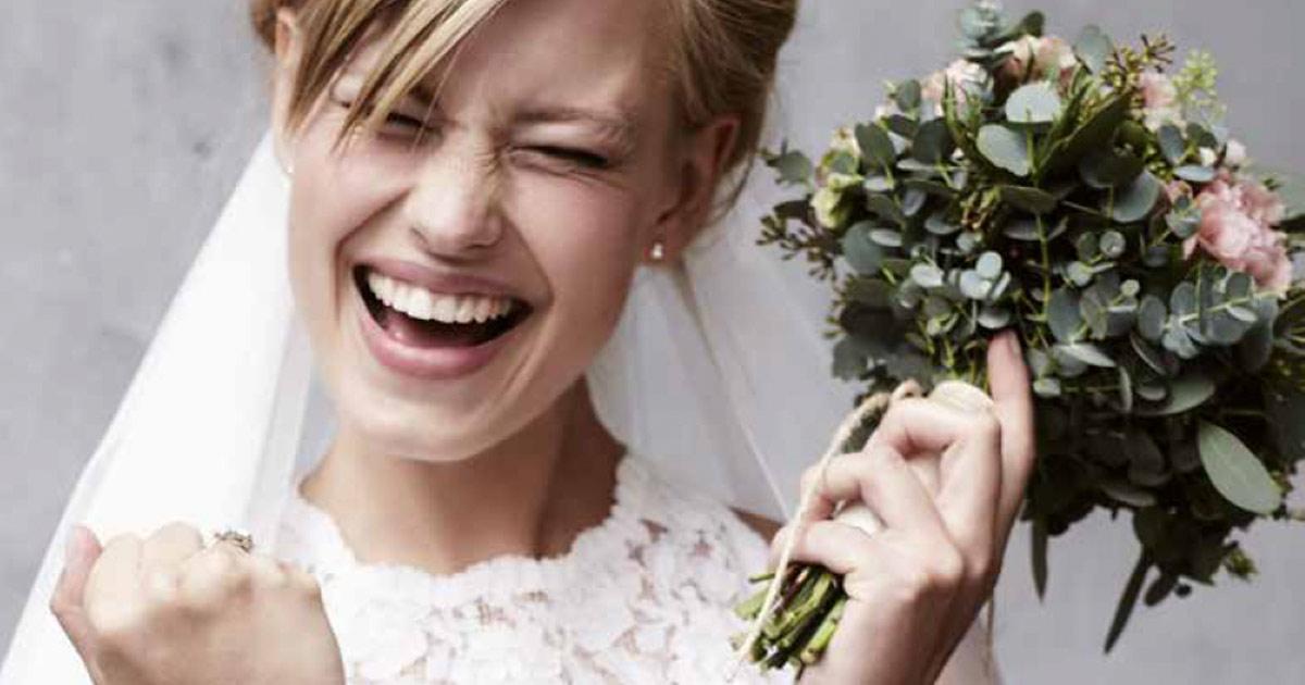 Ja!: Hochzeiten dürfen in Baden-Württemberg wieder stattfinden.