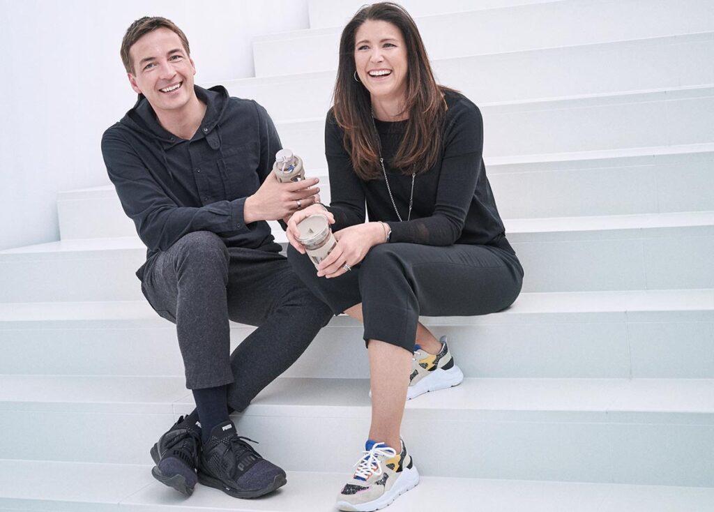 Vollgas Schmuck, Vollgas mit dem Fachhandel: Bianca und Oliver Kleine.