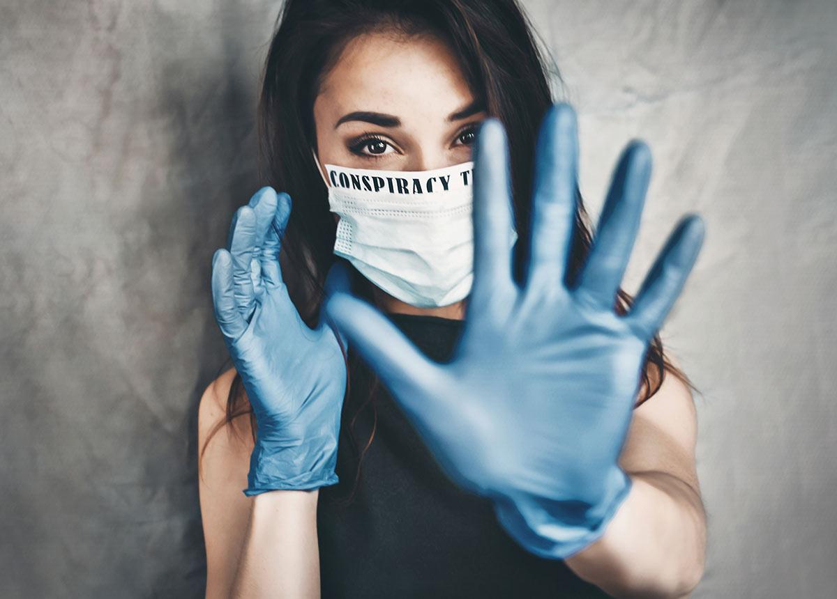 Was sollen Händler tun, wenn Kunden keine Maske anziehen? Foto: MarthaDM/Shutterstock.com
