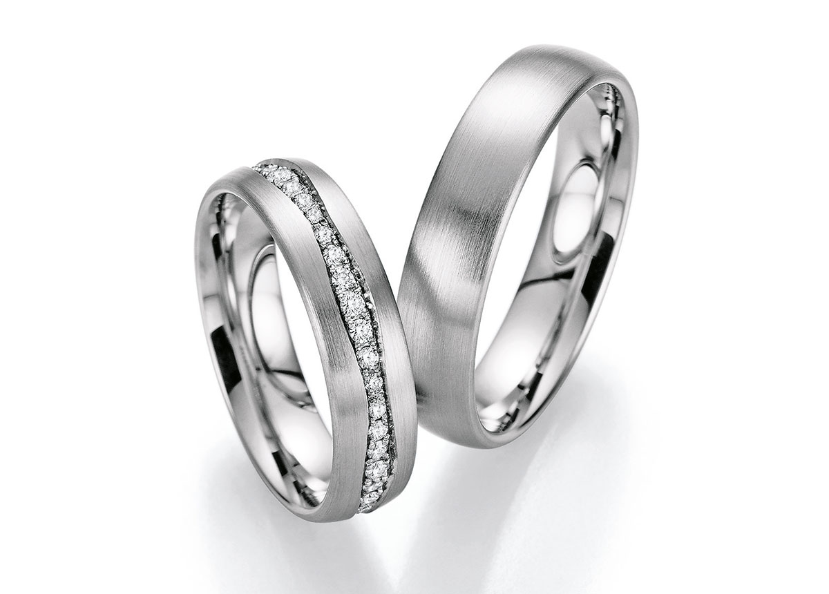 Fischer Trauringe ist der Spezialist für Verlobungs- und Eheringe.