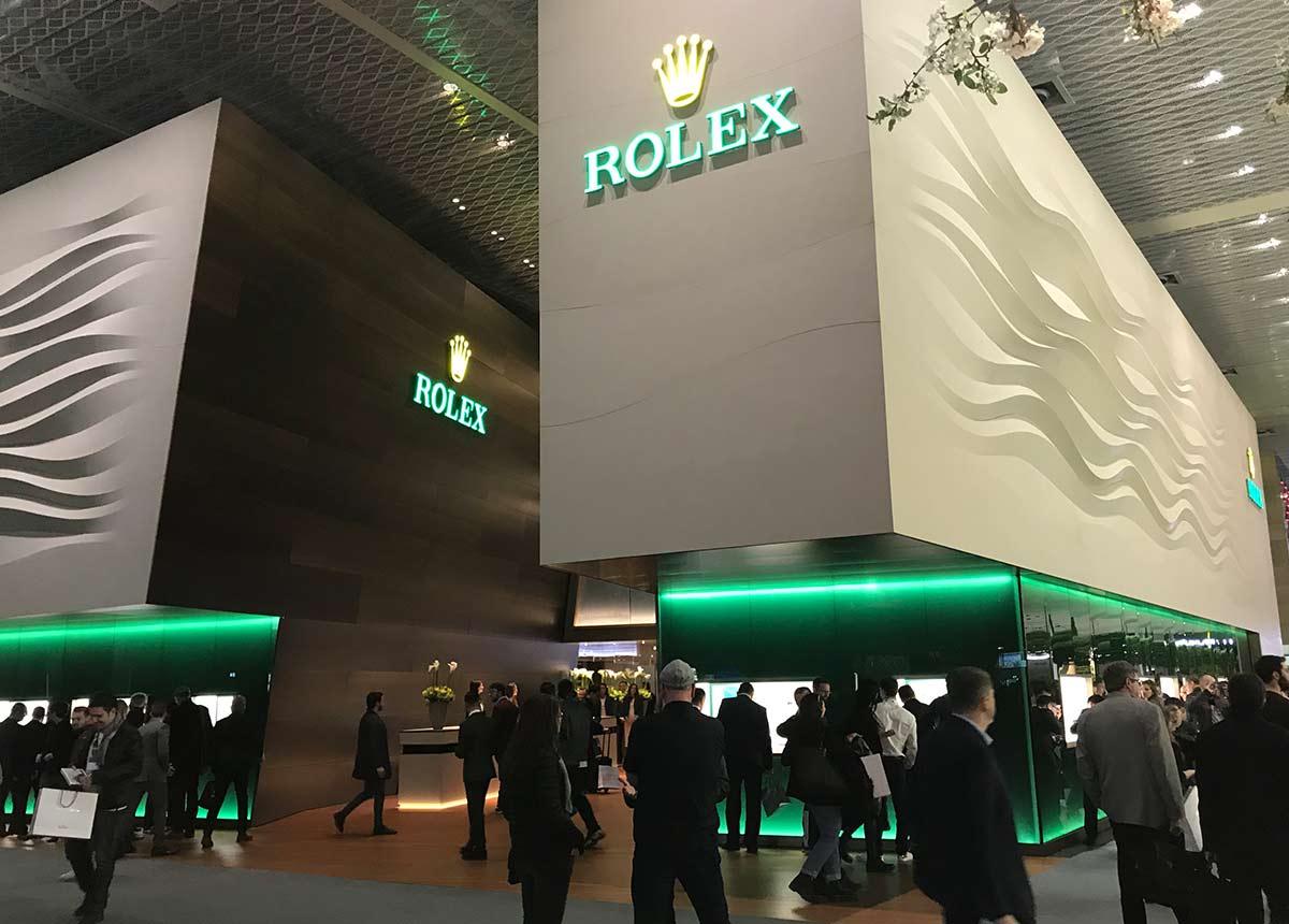 Kein Basel, kein Genf: Rolex und die Mitstreiter Patek Philippe, Tudor, Chanel und Chopard, werden doch nicht in Genf zeitgleich zur Watches & Wonders auf einer physischen Messe ausstellen.