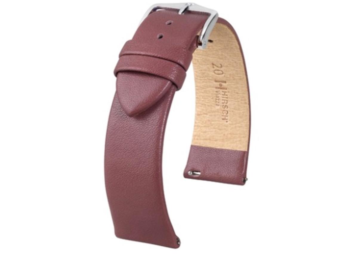 Trotz Quick-Release von Hirsch. Der Uhrarmband-Wechsel ist originär Sache des Juweliers.