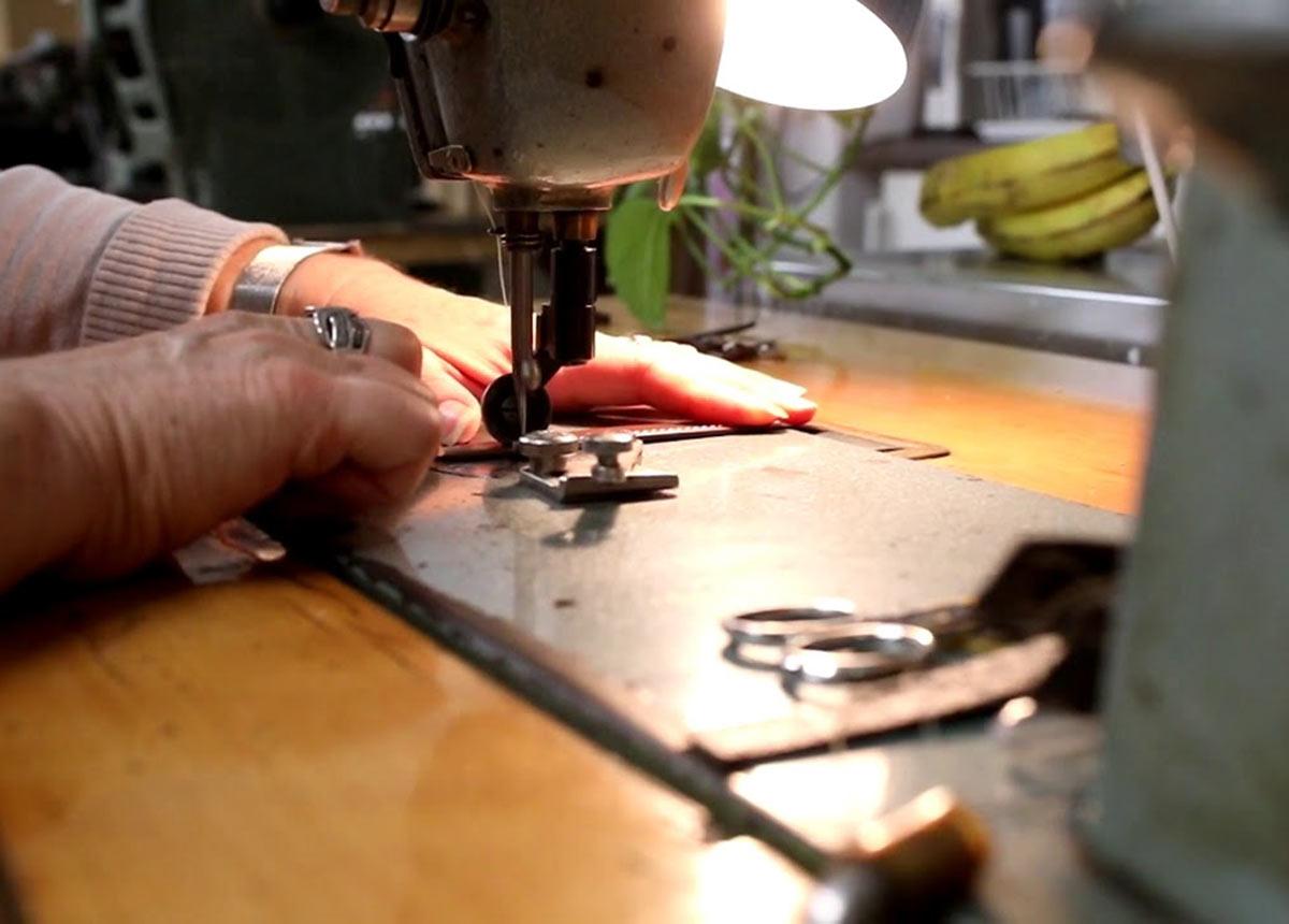 Ein Blick in die Produktion der Wiener Manufaktur.