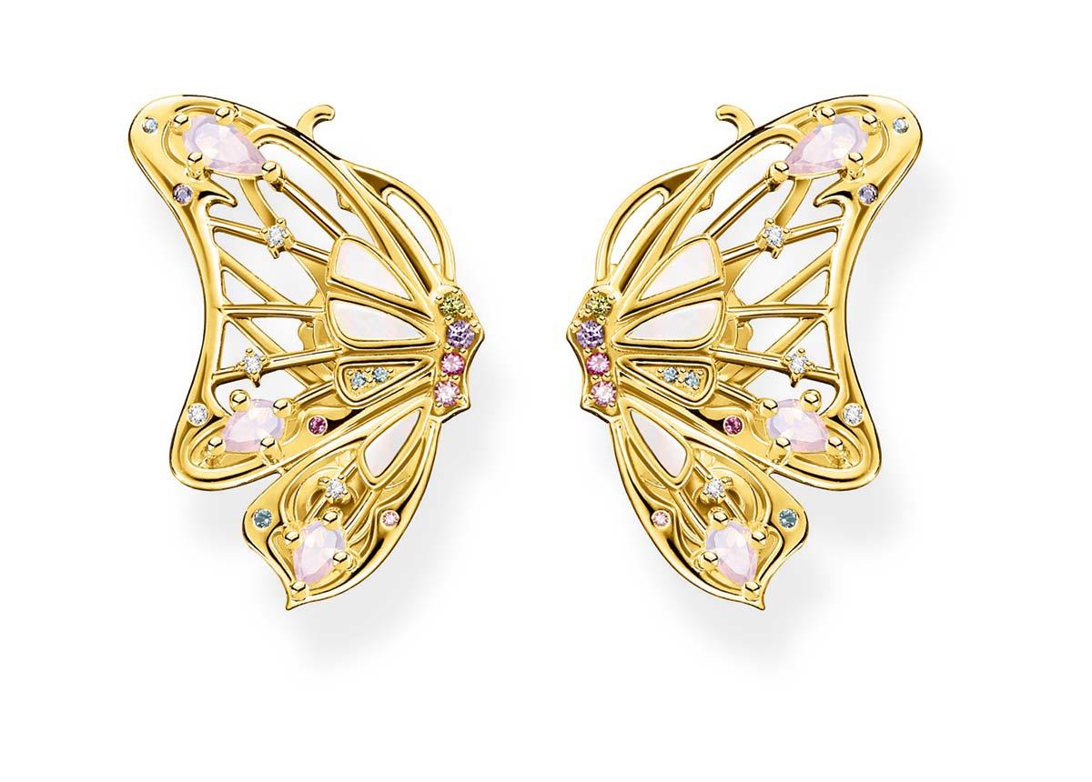 Der Schmetterling ist das exklusive Highlight-Piece der Kollektion.