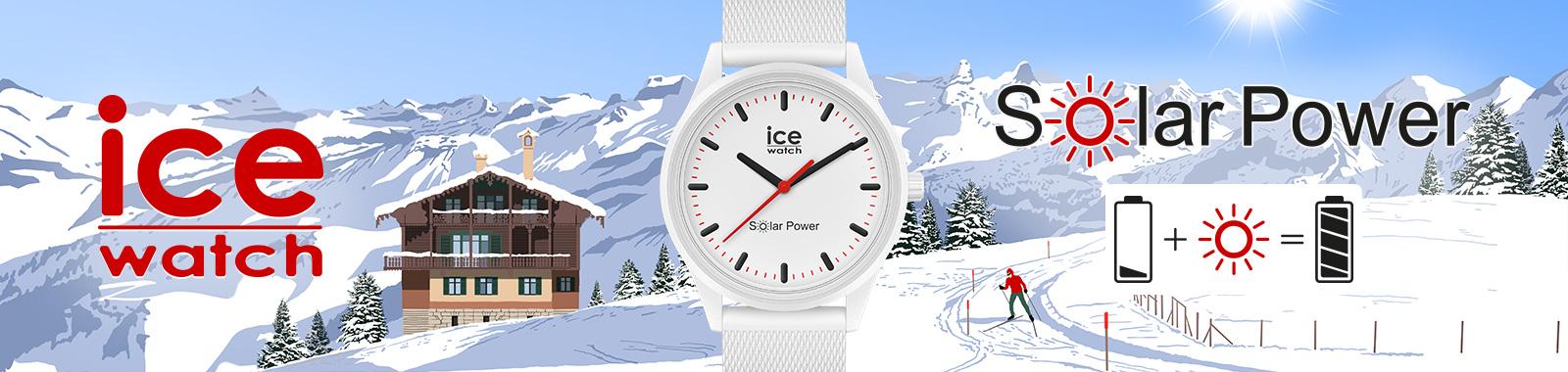 Ice Watch Banner